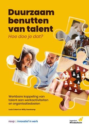 Download Ebook Duurzaam benutten van talent hoe doe je dat Windhesheim en Rendement door Talent