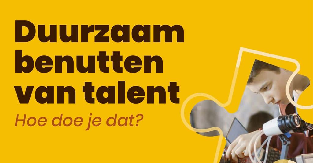 Ebook download benutten van talent bij Rendement door Talent
